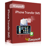 4Easysoft iPhone Transfer SMS Box